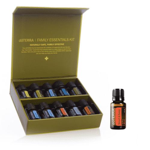 essential oil family kit