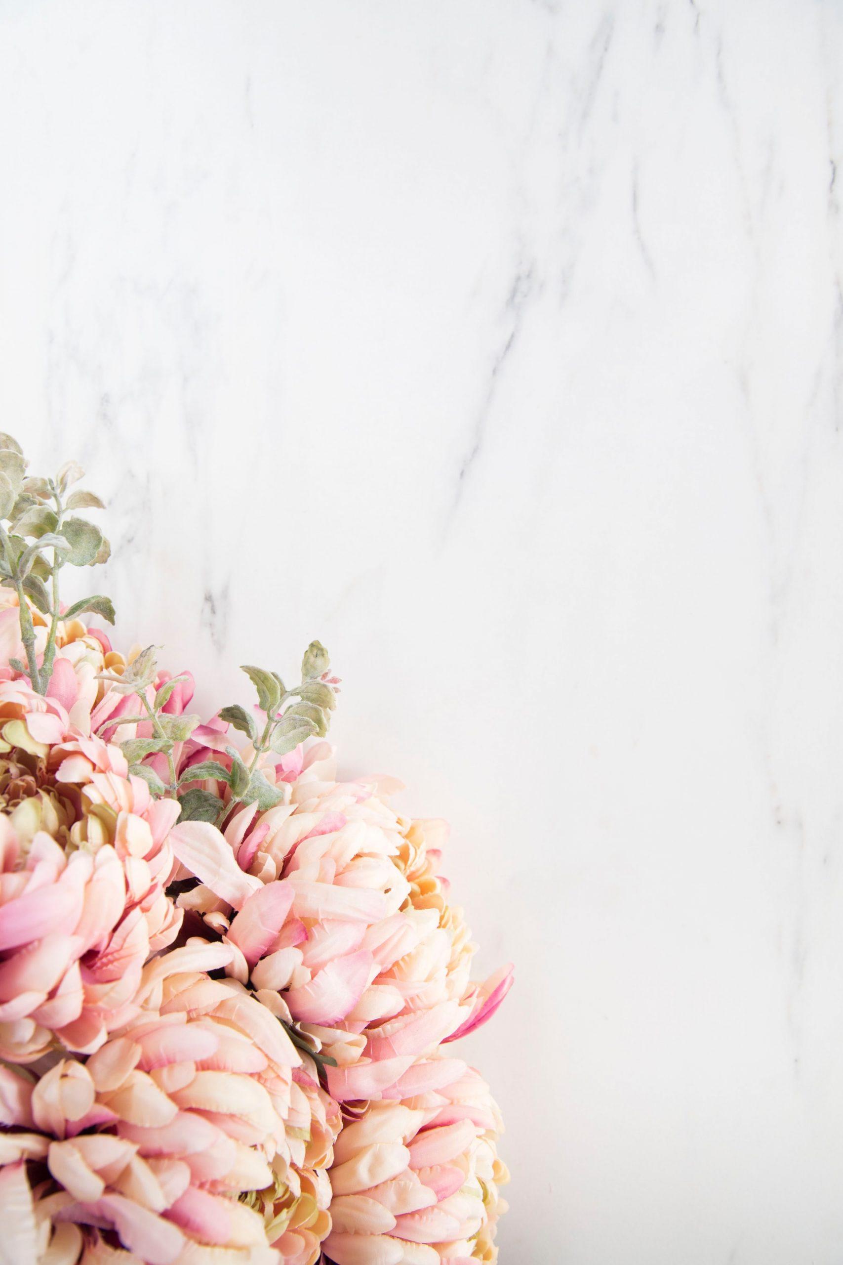 essential oils made from flower petals