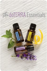 essential oil booklet